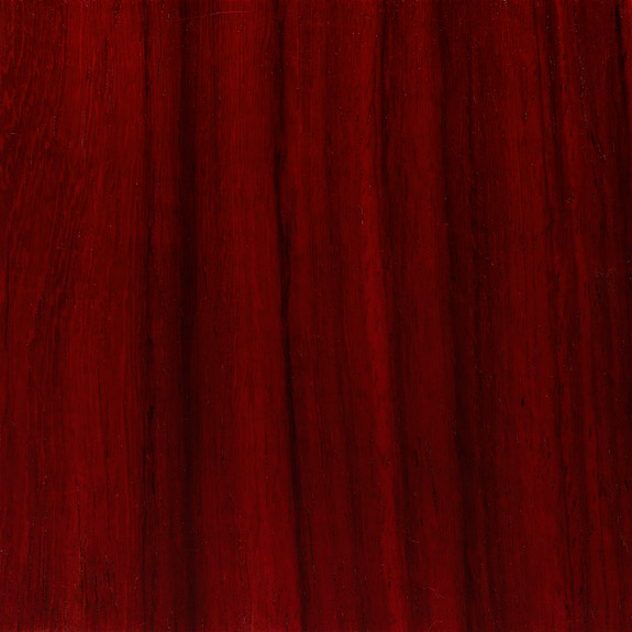 Custom Furniture Veneer Sample 11 - Bloodwood