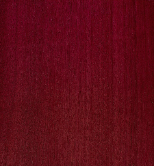 Custom Furniture Veneer Sample 13 - Purpleheart